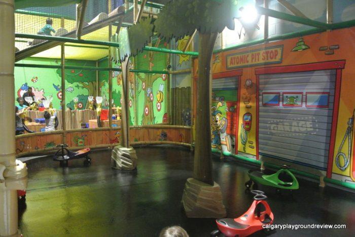 Treehouse Indoor Playground - Calgary, AB - calgaryplaygroundreview.com