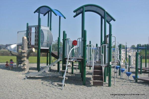 Aspen Woods Playground - calgaryplaygroundreview.com