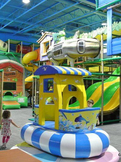 Treehouse Indoor Playground – Calgary
