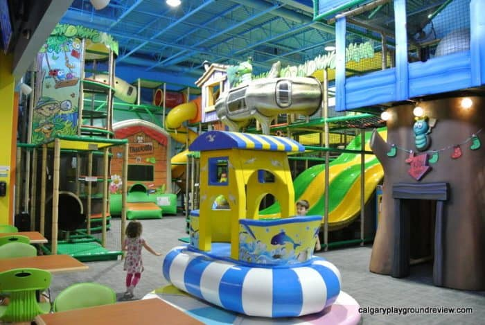 Treehouse Indoor Play Centre