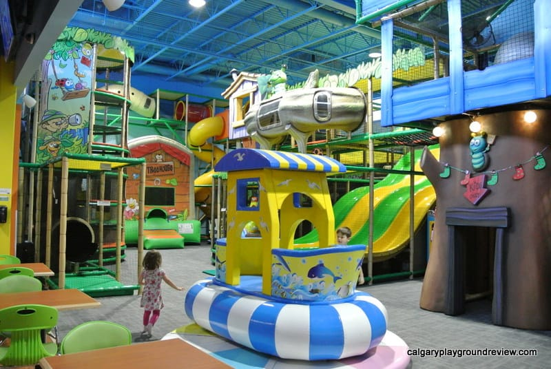Treehouse Indoor Playground Calgary
