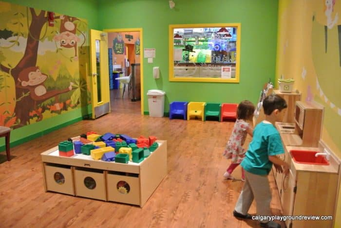 treehouse indoor playground