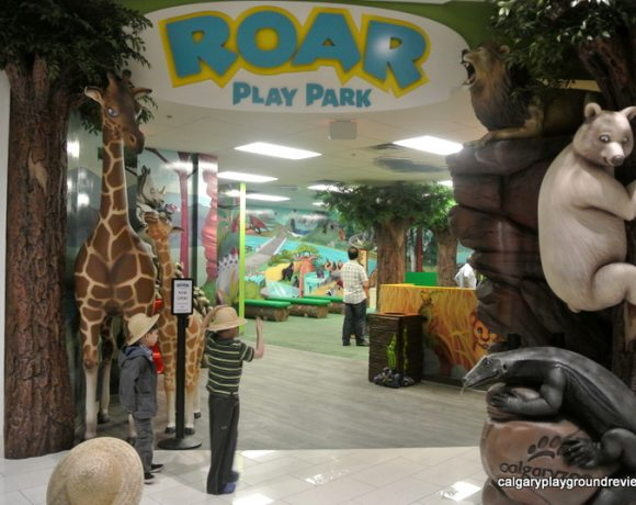 Southcentre ROAR! Play Park