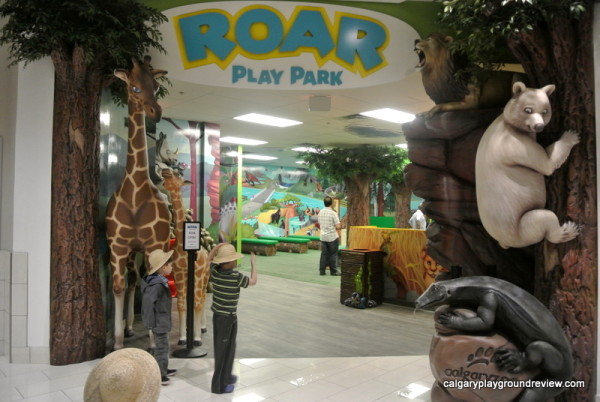 Southcentre ROAR! Play Park