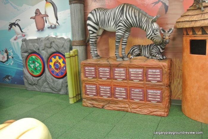 Roar Southcentre Mall Play Park