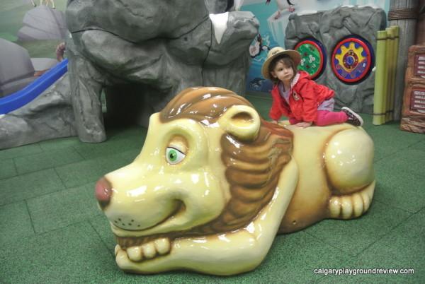 Roar Southcentre Mall Play Park