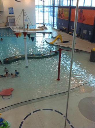 Vivo swimming pool - cheap winter fun in Calgary