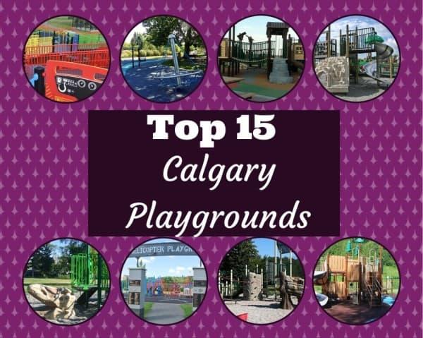 Spring Break Ideas - playgrounds