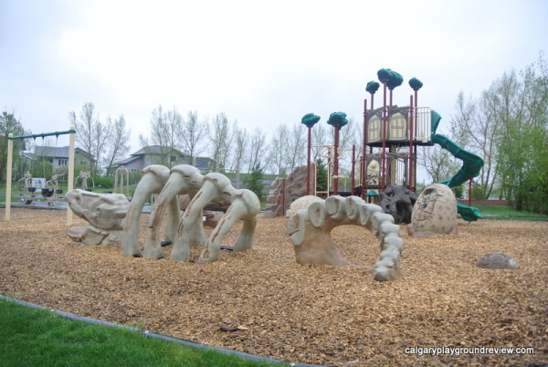 Abbey Centre Playground - Red Deer - calgaryplaygroundreview.com