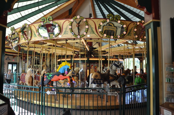 A Carousel for Missoula Review – Missoula, Montana