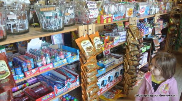 The Candy Store - Nanton, Alberta