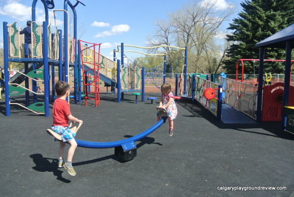 Riley Park Playground
