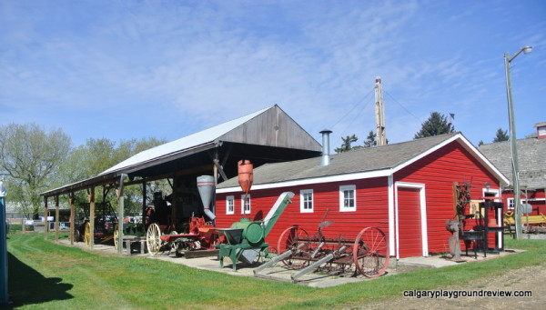 Sunnybrook Farm Museum, Red Deer