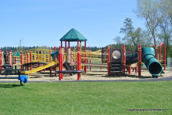 Parkland Playground - Red Deer, Alberta