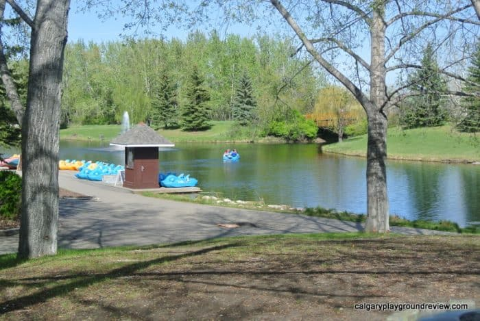 Bower Ponds - Red Deer, Alberta