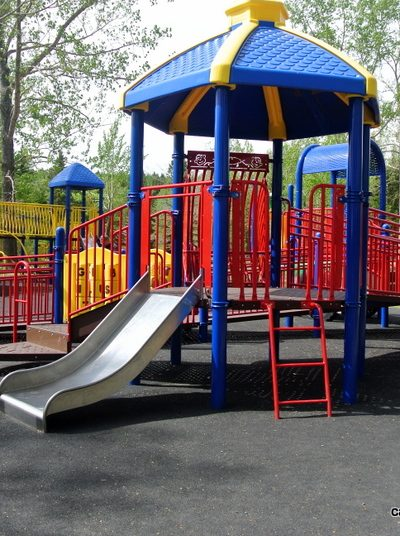 Bowness Park Playground