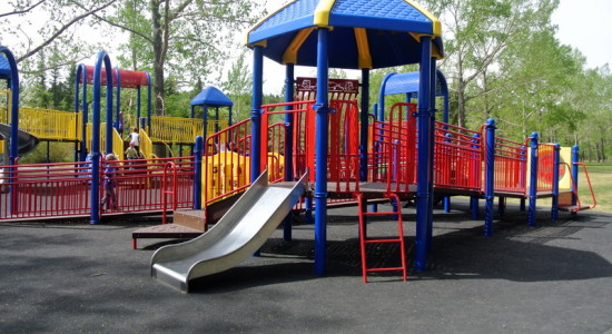 Bowness Park Playground