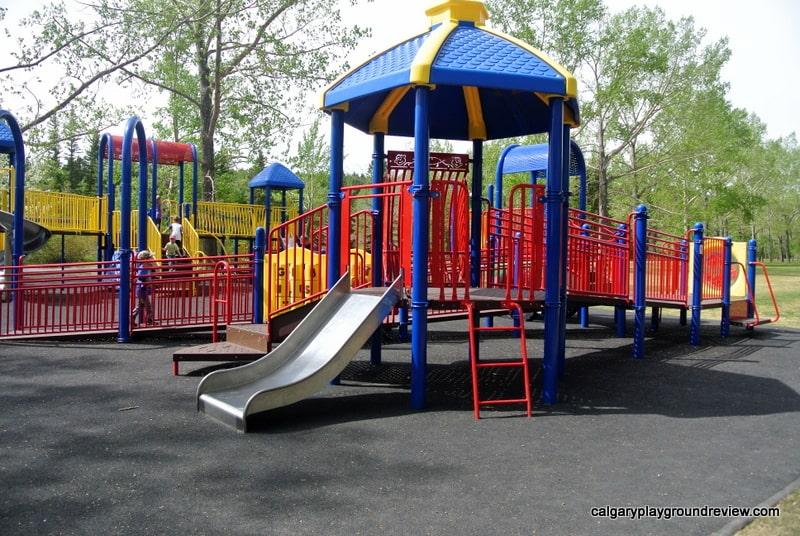Bowness Park Playground Calgaryplaygroundreview Com