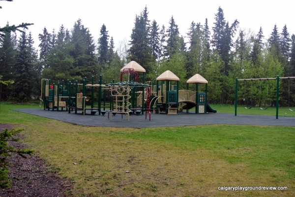 Heritage Ranch Playground 2 - Red Deer - calgaryplaygroundreview.com