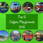 Top 15 Calgary Playgrounds - 2015