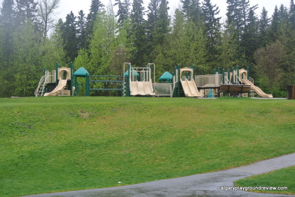 Rotary Picnic Park - Downtown Red Deer - Rotary Area