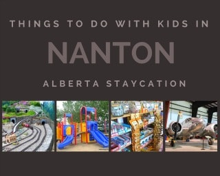 Things To Do With The Kids In Nanton Alberta