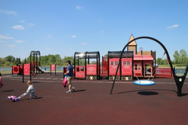 Awesome Playgrounds in Lethbridge, Alberta