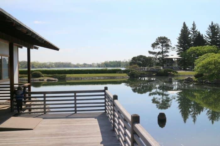 Nikka Yuko - Japanese Gardens - #albertastaycation - calgaryplaygroundreview.com