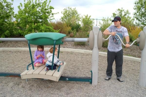 SunRidge Park Playground – Lethbridge