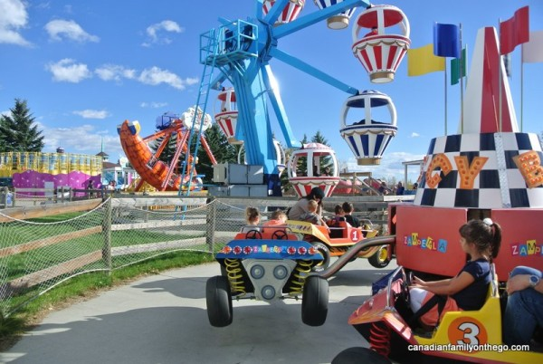 Calaway Park with Young Kids Review