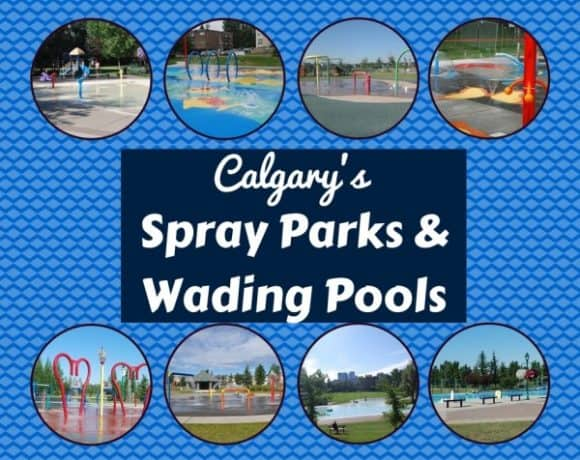 Calgary Water Fun 2015 – Spray Parks, Wading Pools and More
