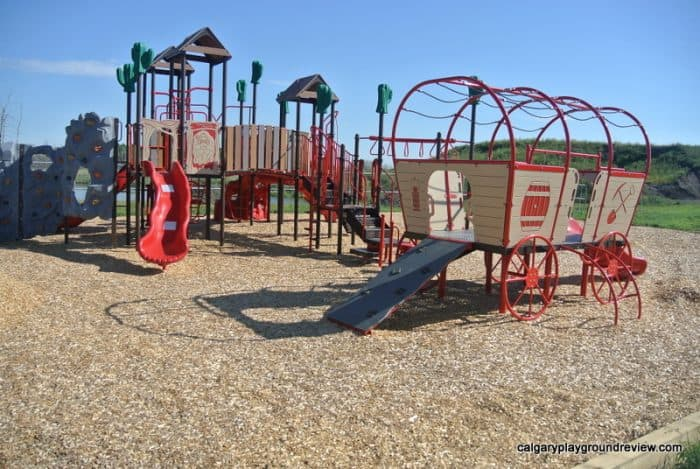 Blackfalds playground