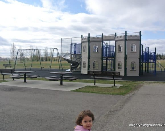 Hamptons School Playground