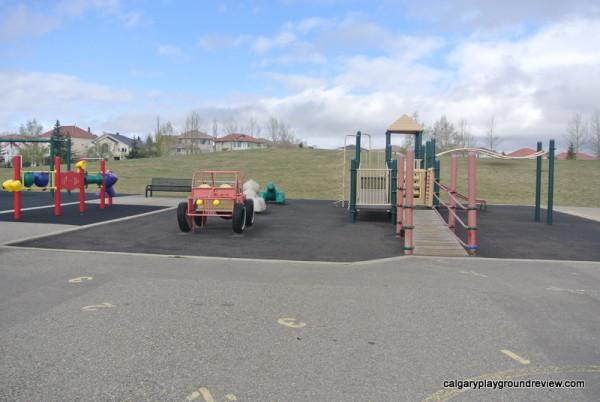 Hamptons School Playground - Calgary, AB
