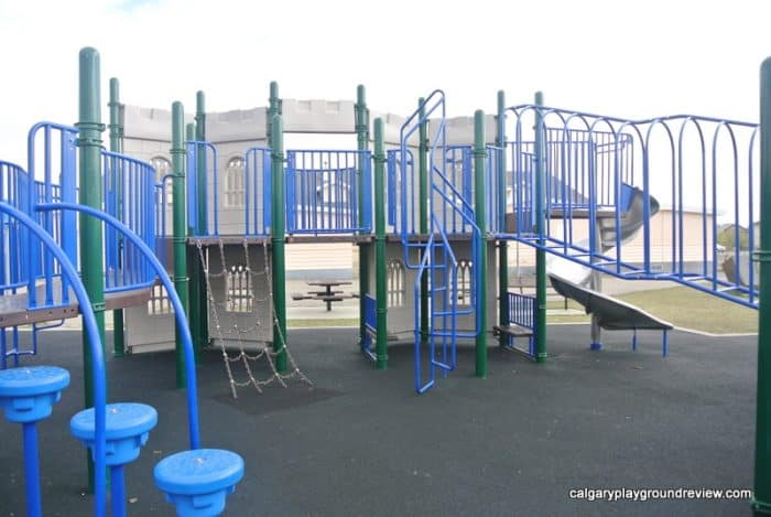 Hamptons School Playground - Calgary, AB