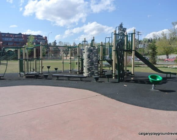 Hillhurst School Playgrounds