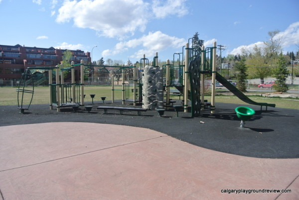 Hillhurst School Playgrounds