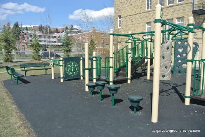 Hillhurst School Playground