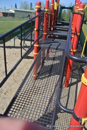 Parkland Class Playground - Red Deer, Alberta