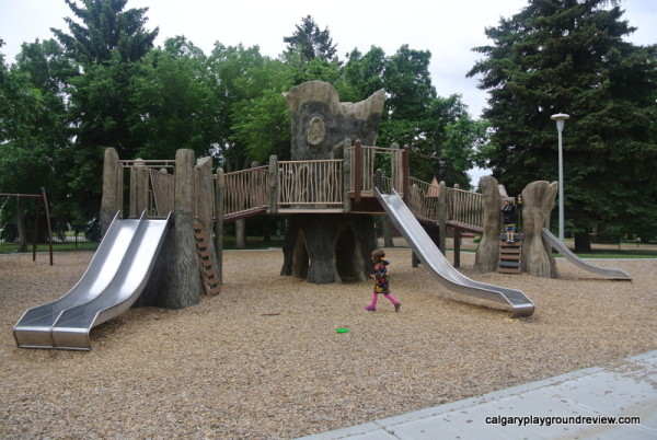 Edmonton Parks and Playgrounds