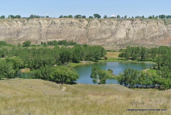 Medicine Hat Alberta Staycation - Echodale Regional Park