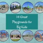 14 Great Calgary Playgrounds For Big Kids