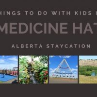 Things To Do With Kids In Medicine Hat