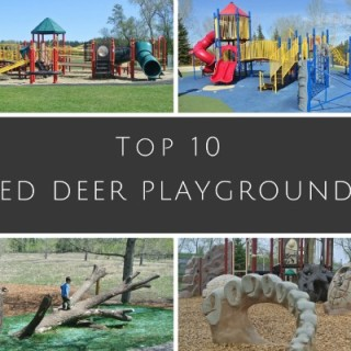 Top 10 Red Deer Playgrounds