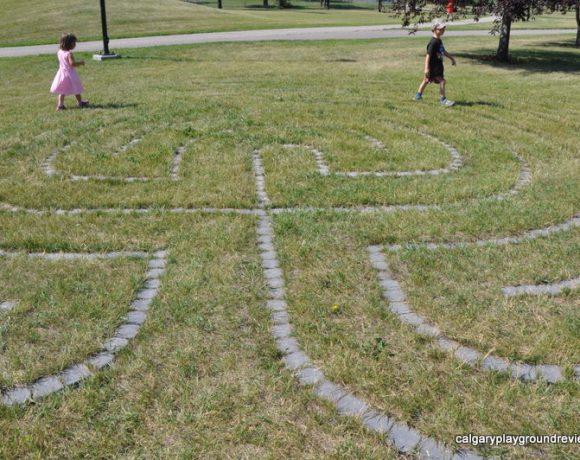 Anderson Labyrinth - Calgary, AB