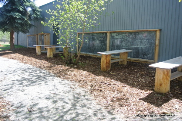 Kerry Wood Nature Centre and Natural Playground - Red Deer