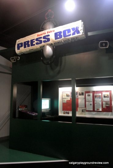 Alberta Sports Hall of Fame and Museum - Red Deer