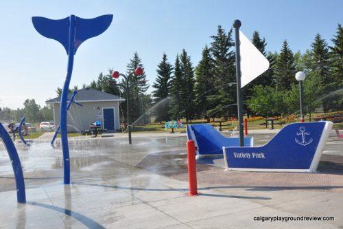 South Glenmore Park - Nautical Spray Park