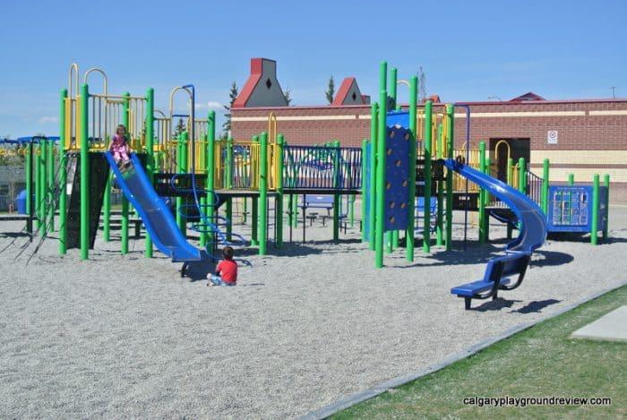 Hawkwood School Playground - Calgary, AB