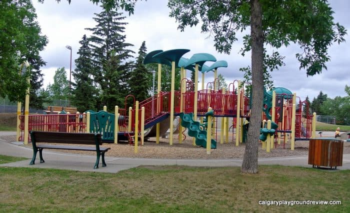 Greenfield Community Playground - Awesome Edmonton Playgrounds - South of the River